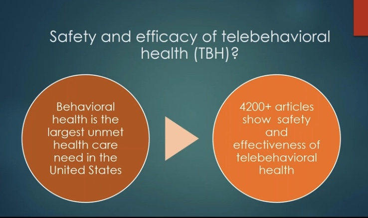 Research Proves TeleMental Health Works!